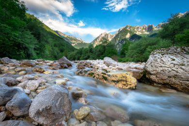 Bovec and the Soca Valley