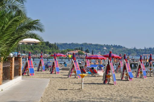Izola beach