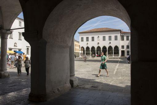 Koper Loggia Palace