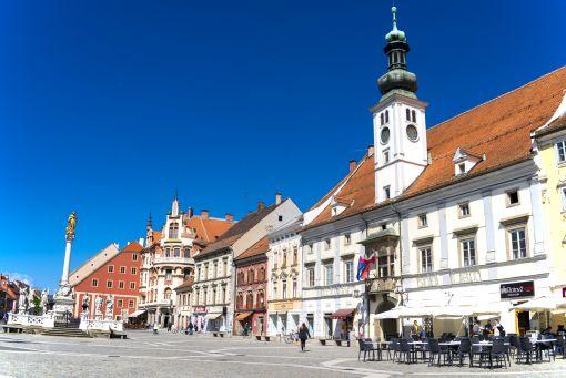 Maribor scene