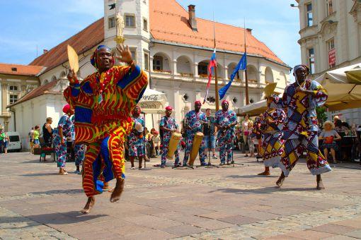 Maribor folklore festival