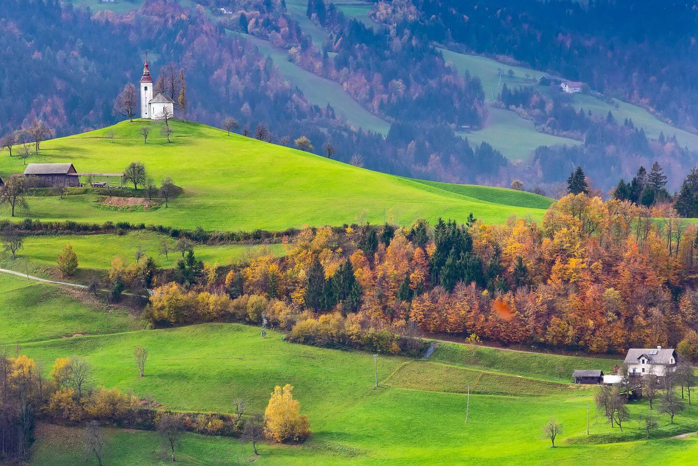 Skofia Loka Central Slovenia Tourist and Local Information