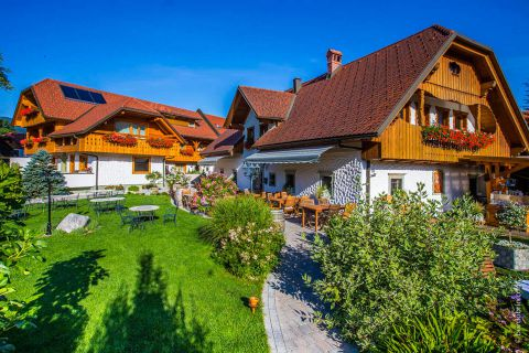 Bled Luxury Homestay Berc,  in Bled