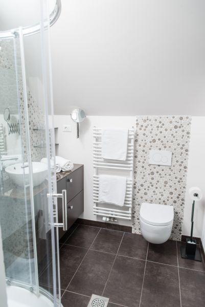 Apartment Bled View bathroom