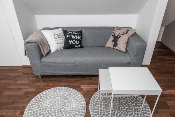 Apartment Bled View sofa
