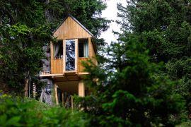 Cernic Tree House, near Bled, Alpine Region