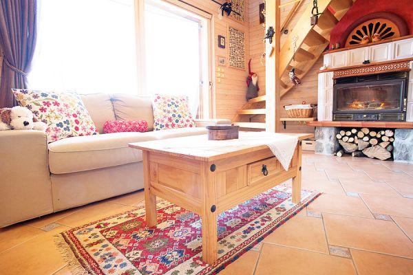 Living area (Cernic One)