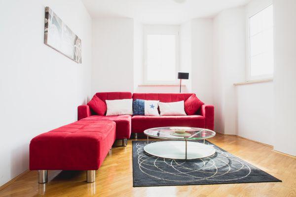 Sitting area (apartment 2)