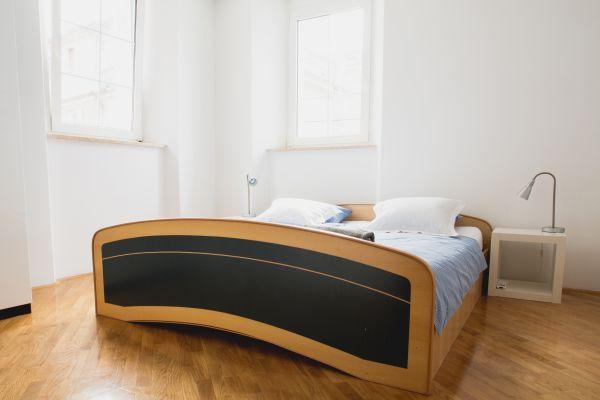 Double bedroom (apartment 2)