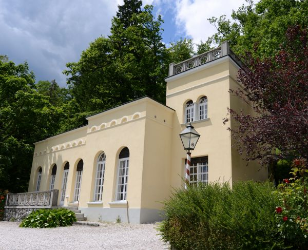 Villa Olympic, Bled
