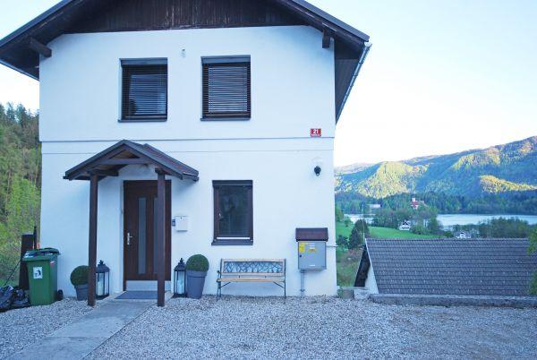 Villa Piko with Lake Bled