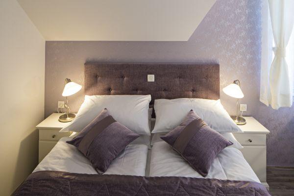 Apartment six double bedroom