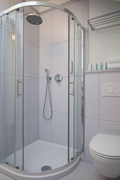 Apartment six shower